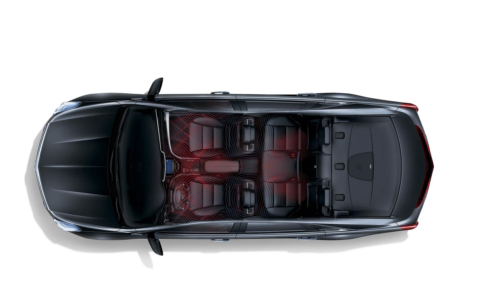 2017 Cadillac XTS © General Motors