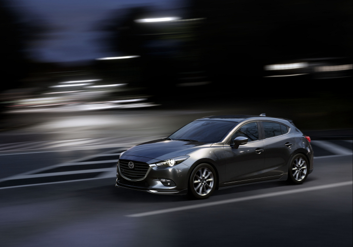 Mazda Corporation Releases Updated Mazda3