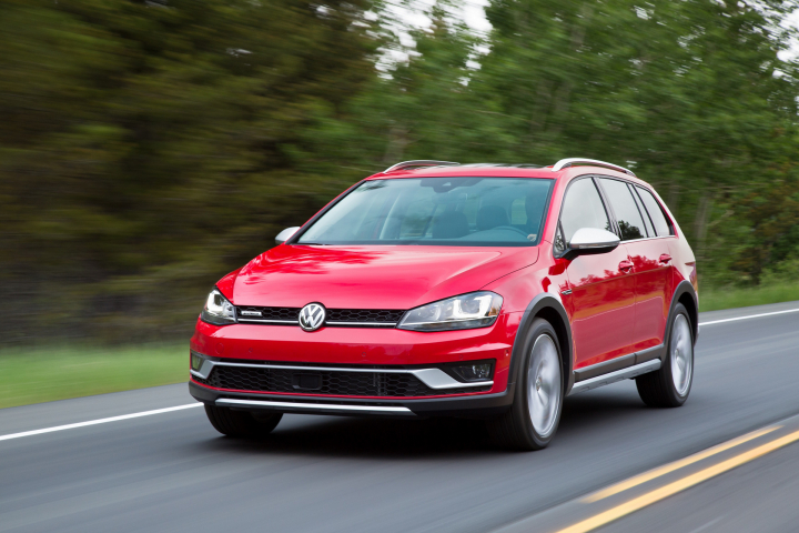 Volkswagen Golf Alltrack Receives NHTSA 5-Star Safety Rating