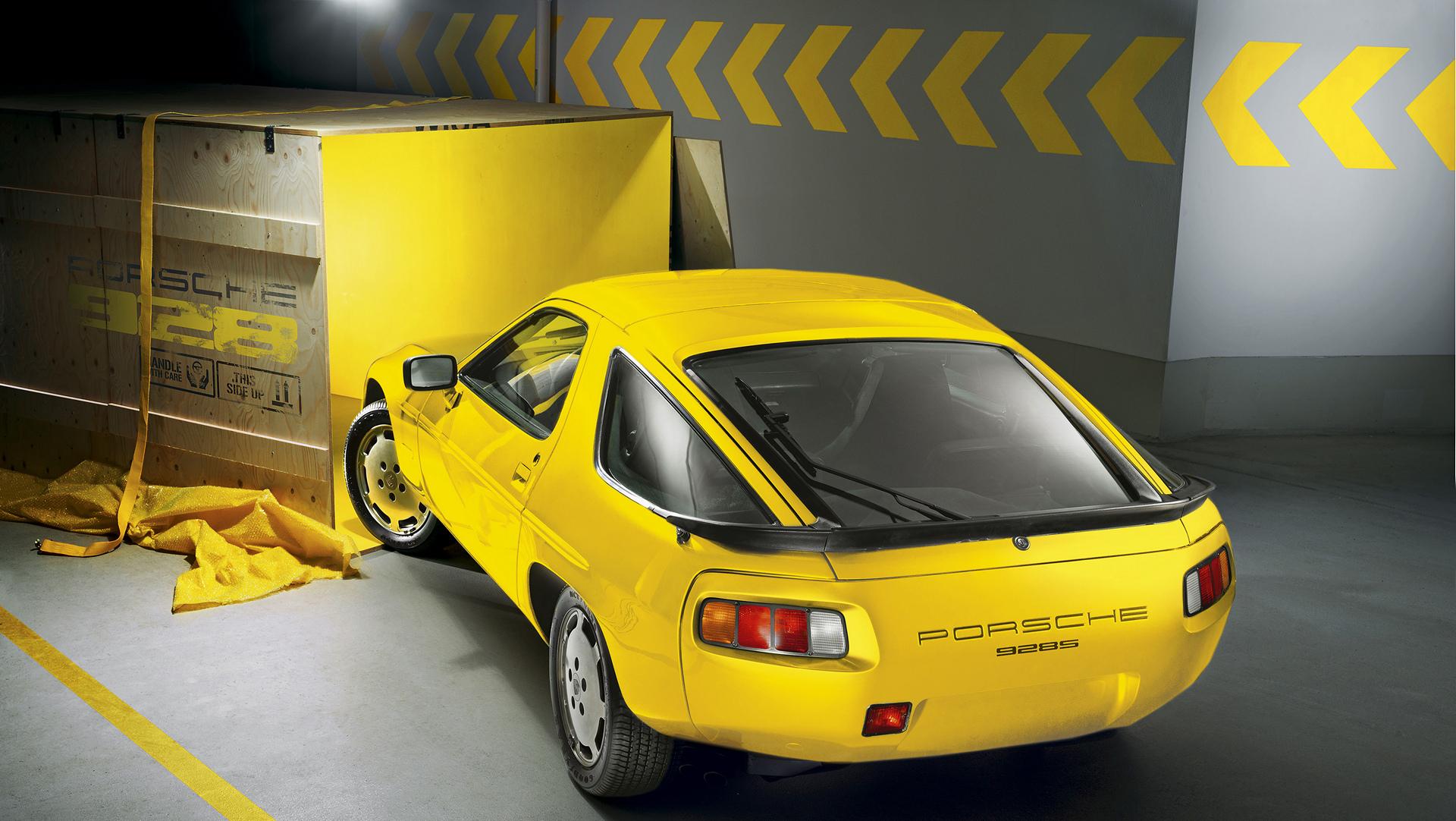 Porsche 928S © Dr. Ing. h.c. F. Porsche AG