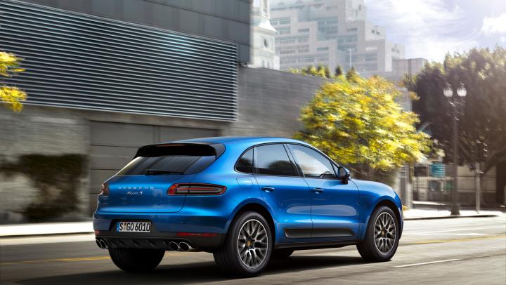 Porsche Invests in Start-Up Evopark