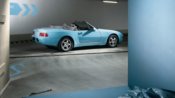 Porsche: Classic Сars in the Fast Lane