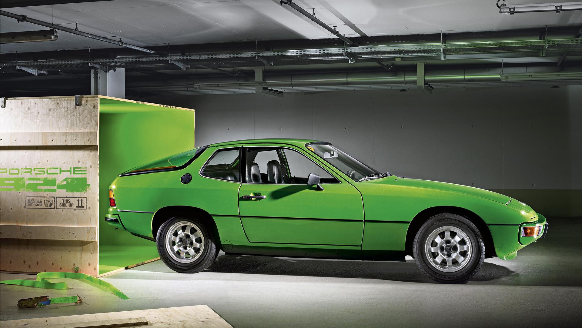 Porsche 924 © Dr. Ing. h.c. F. Porsche AG