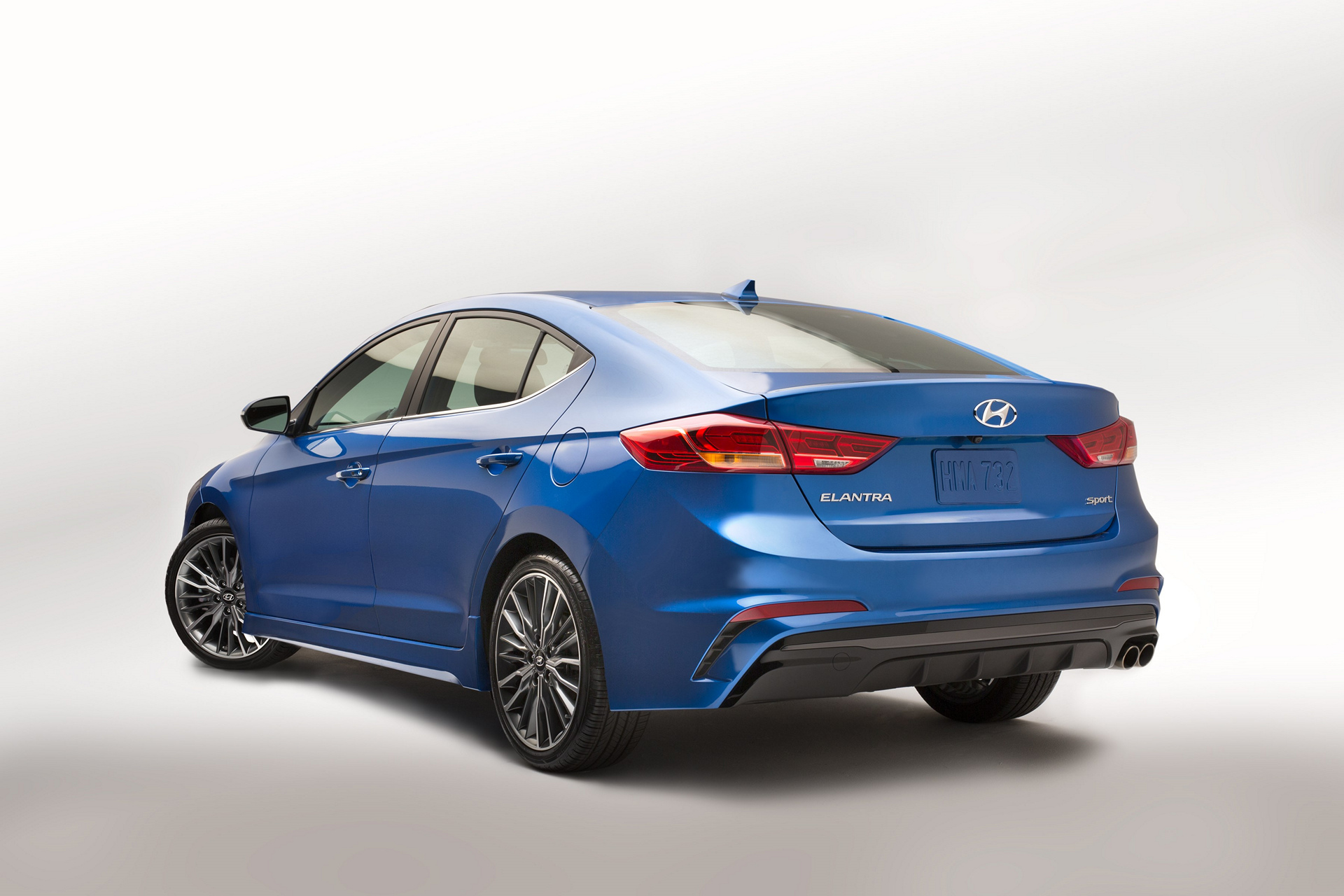 2017 Hyundai Elantra Sport © Hyundai Motor Company