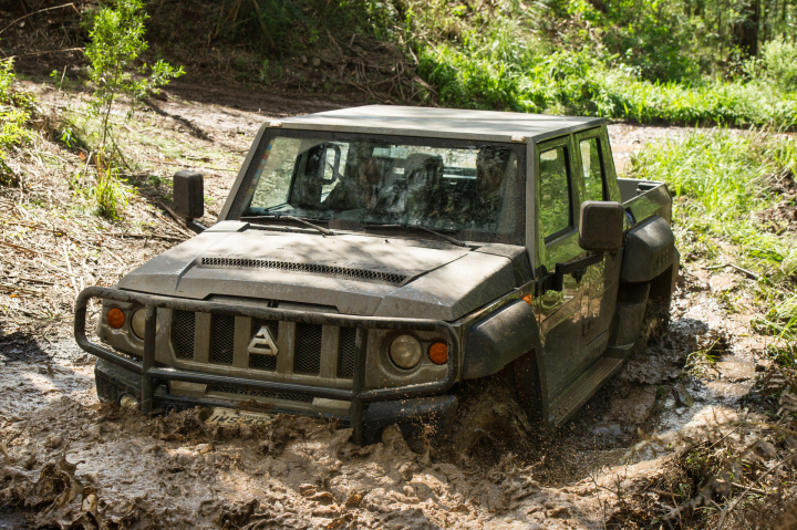 The Newest Generation of an Authentic and Extraordinary Off-Road Vehicle