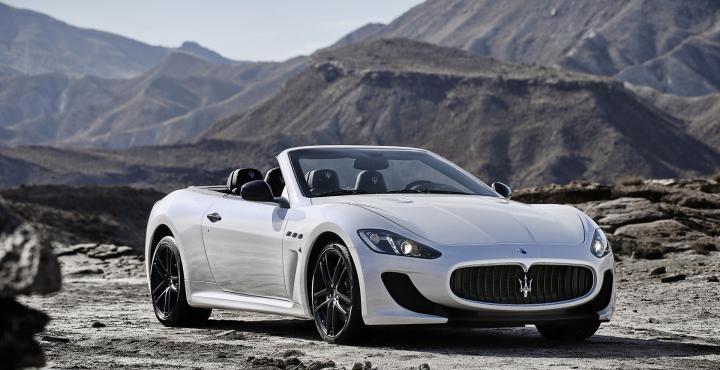 2016 Maserati GranTurismo Convertible MC Review