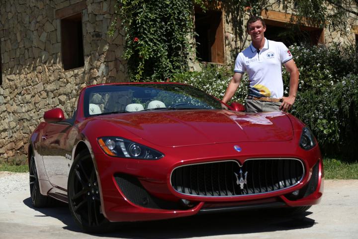 Maserati Polo Tour and La Martina partner for Prestigious USPA Maserati Silver Cup