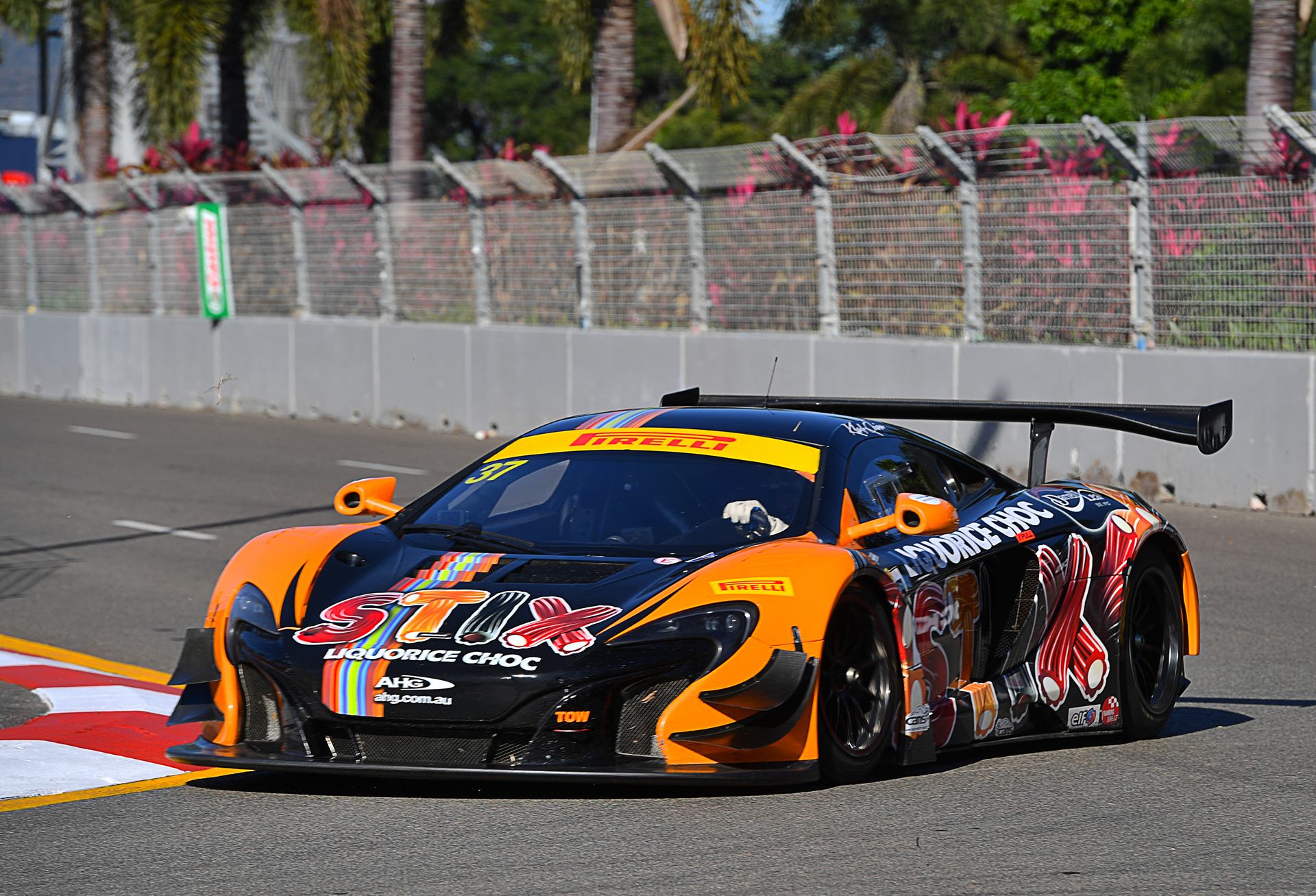 McLaren 650S GT3 Takes Clean Sweep in Australia © McLaren Automotive