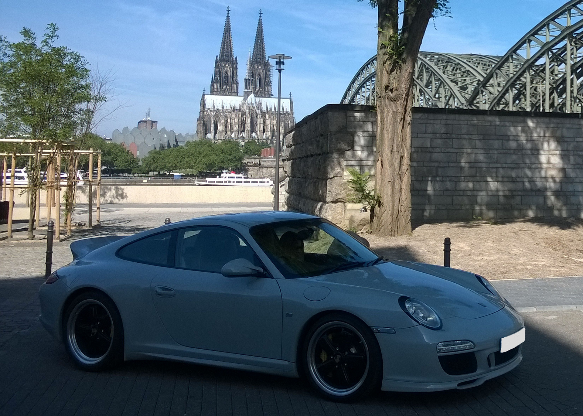 911 Sport Classic © Dr. Ing. h.c. F. Porsche AG