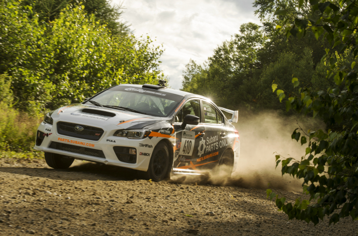 Bucky Lasek Earns Class Podium in Gravel Rally Debut