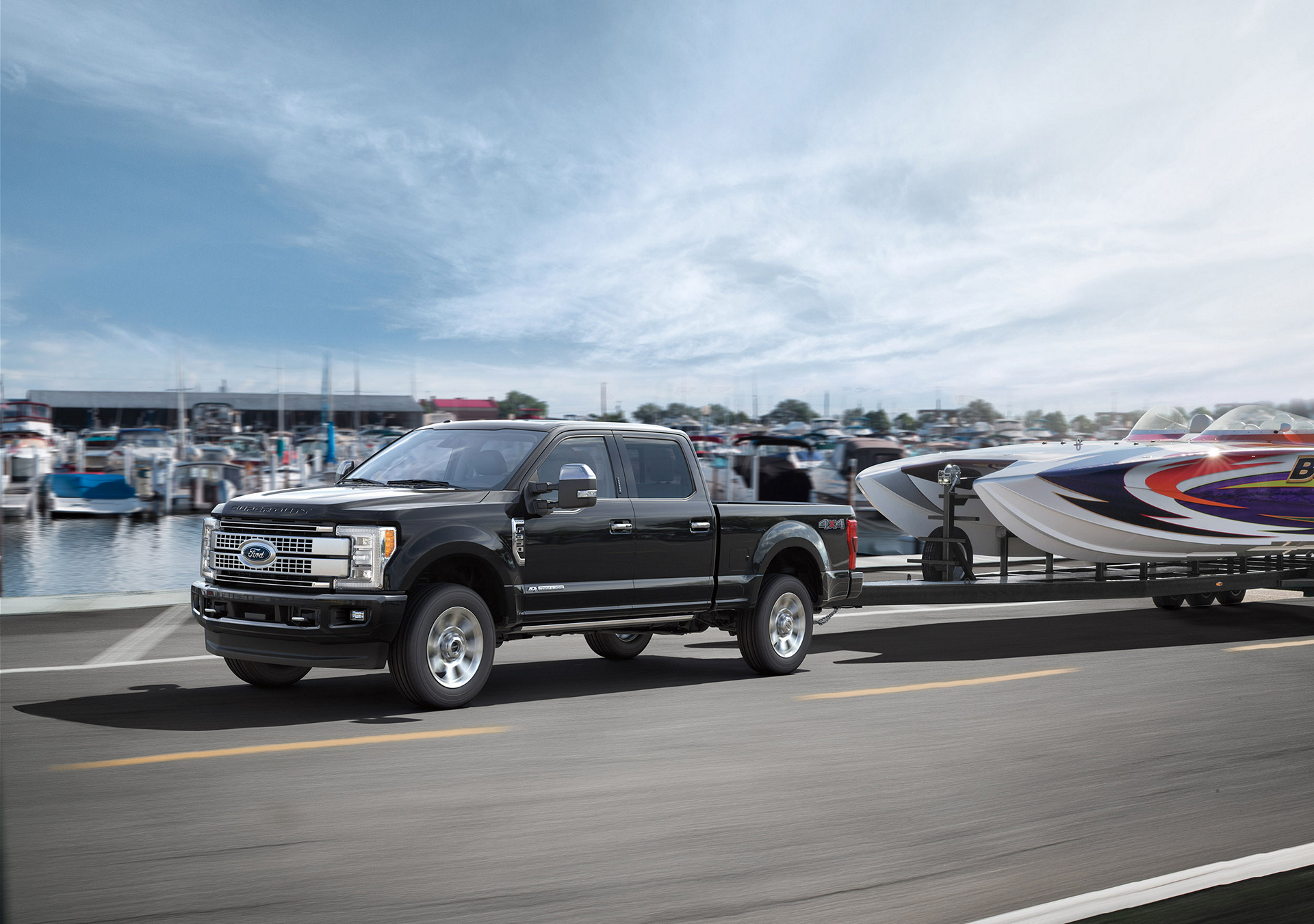 2017 Ford F-Series Super Duty © Ford Motor Company