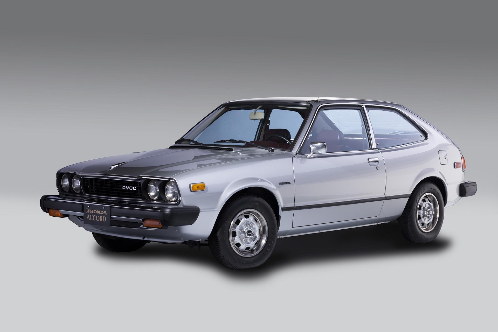 First-Generation 1976 Honda Accord © Honda Motor Co., Ltd.
