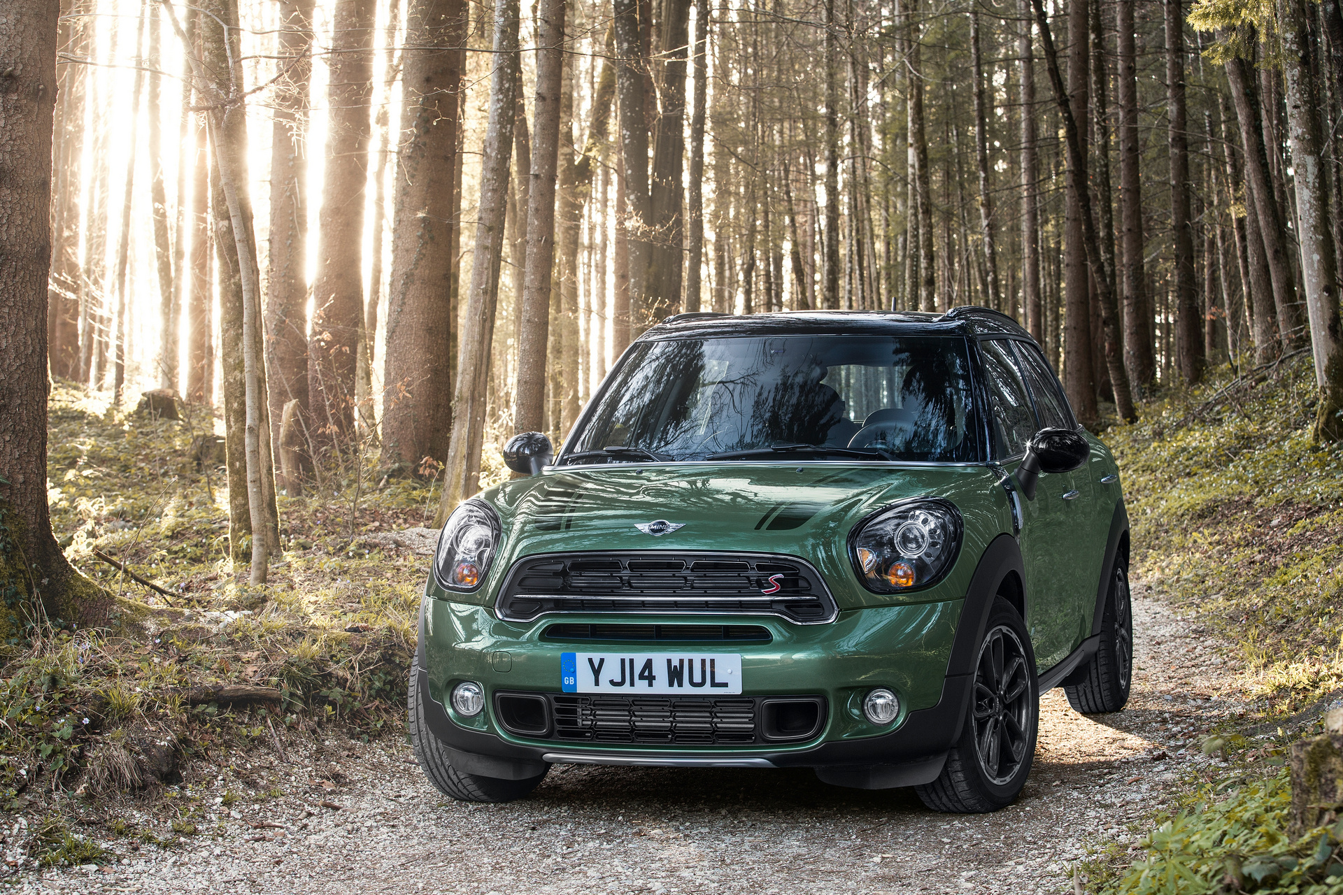 2016 MINI Countryman © BMW AG