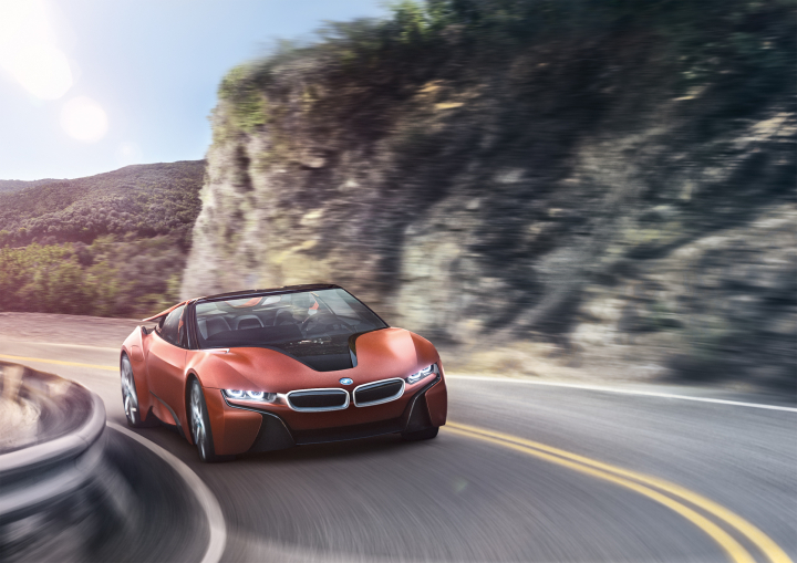 BMW, Intel and Mobileye Team Up to Bring Fully Autonomous Driving by 2021