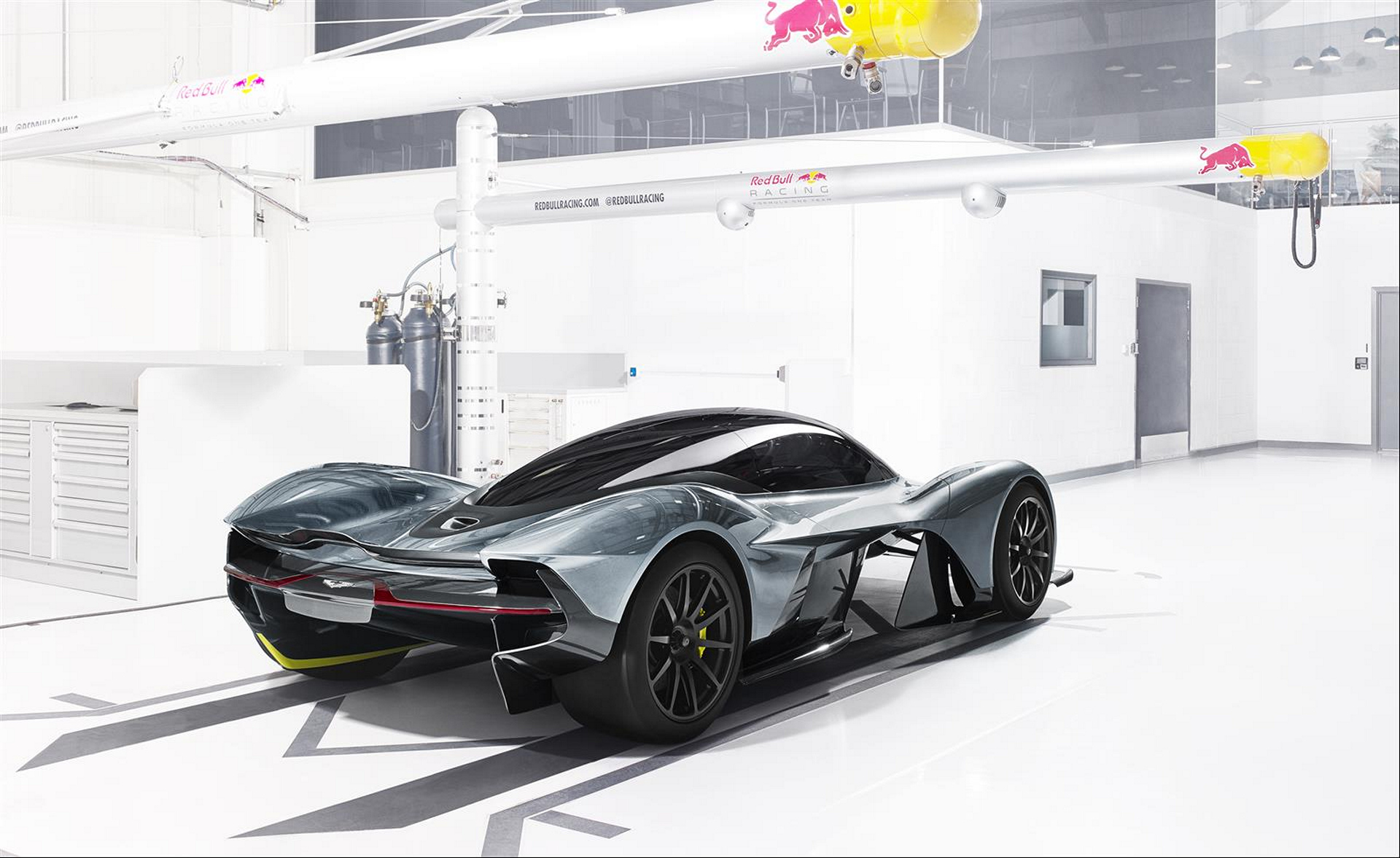 Aston Martin AM-RB 001 © Aston Martin Lagonda Limited