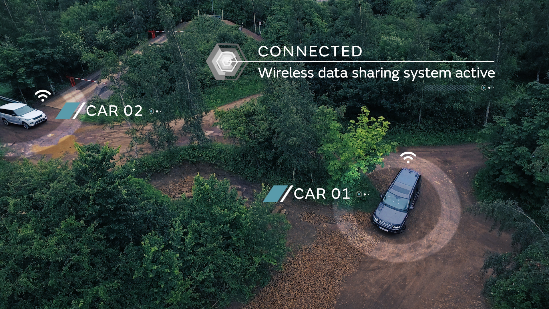 Jaguar Land Rover Demonstrates All-Terrain Self-Driving Research © Tata Group