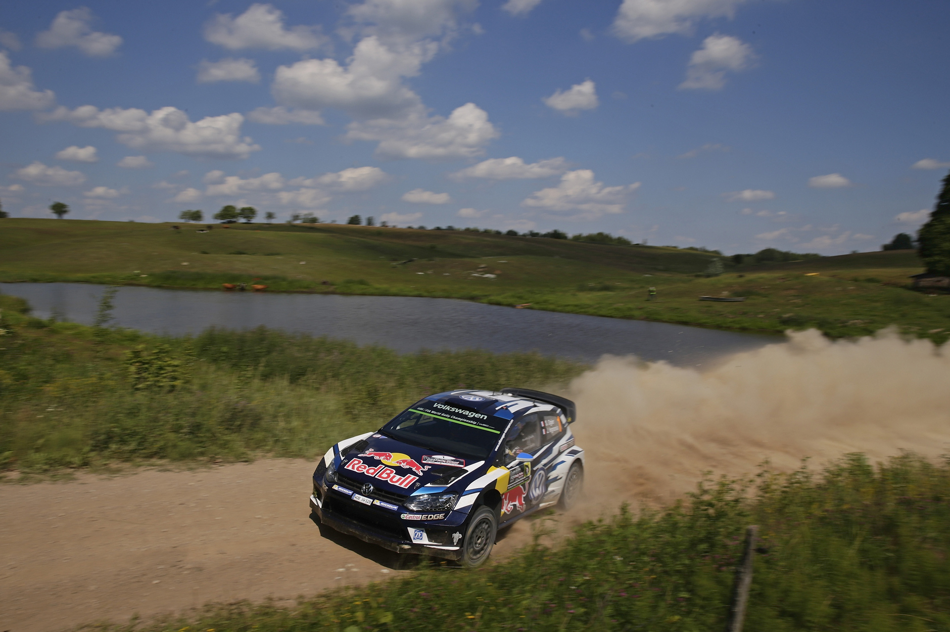 FIA World Rally Championship © Volkswagen AG