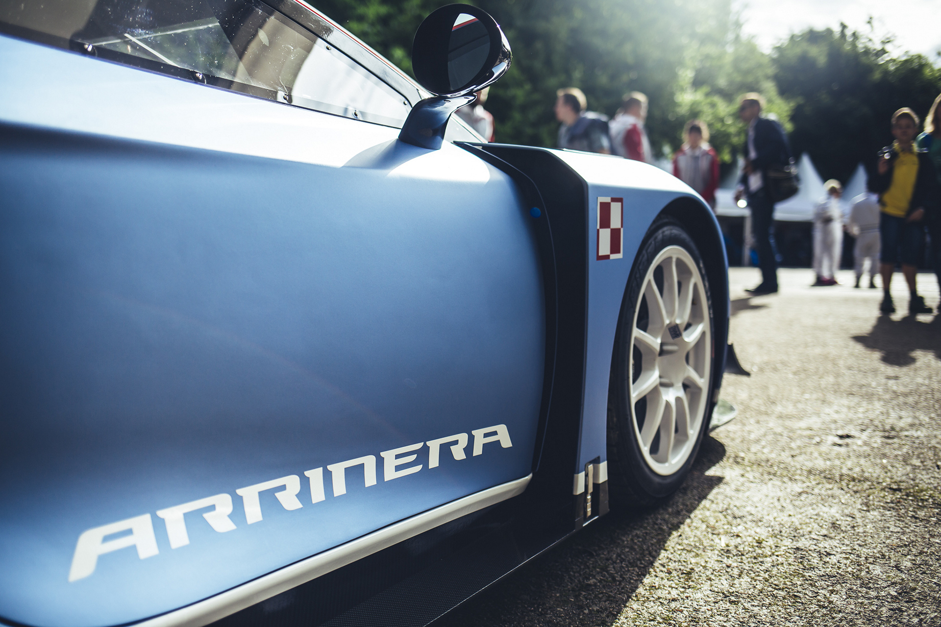 Arrinera at Goodwood © Arrinera Racing Ltd.