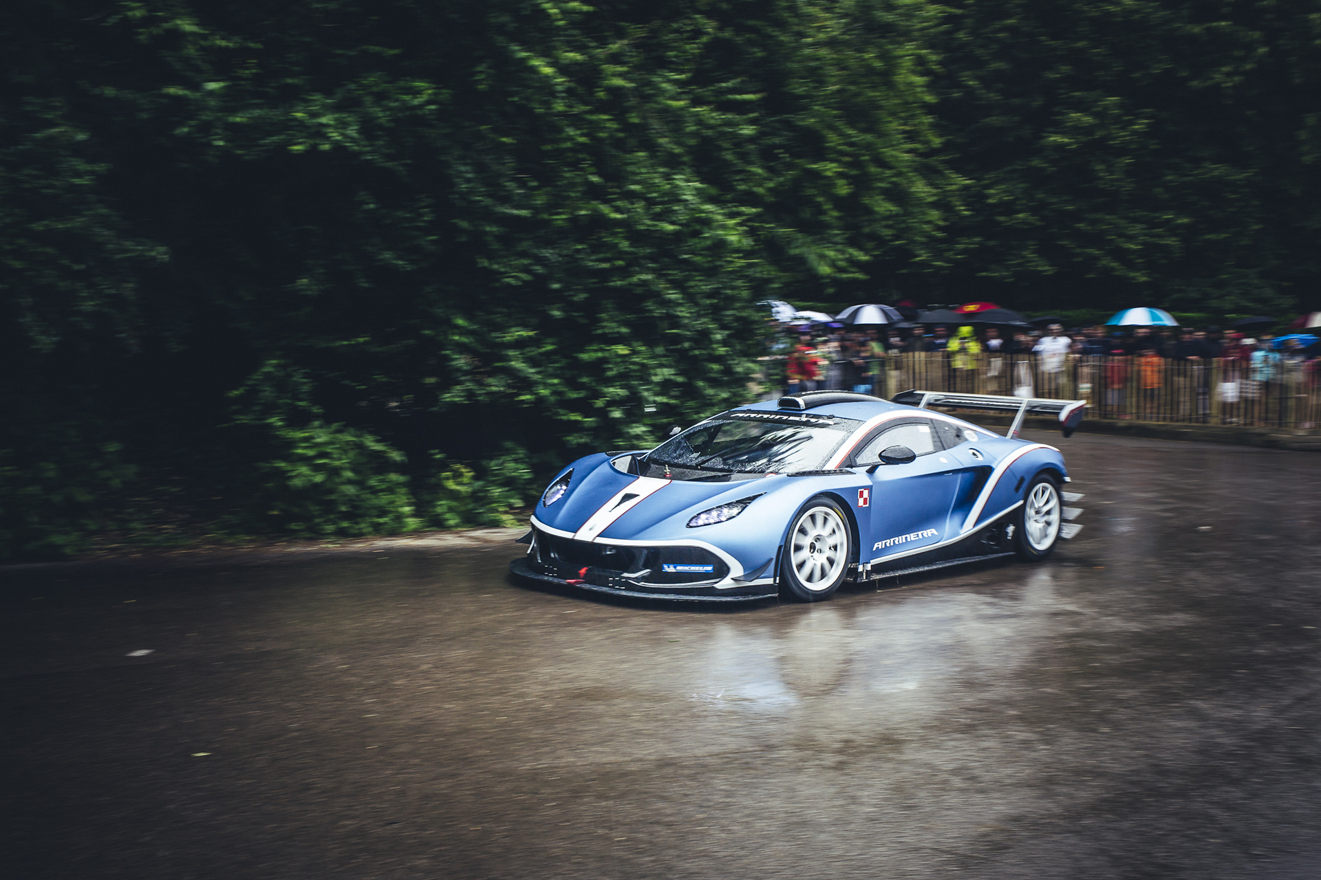 Arrinera at Goodwood © Arrinera Racing Ltd.