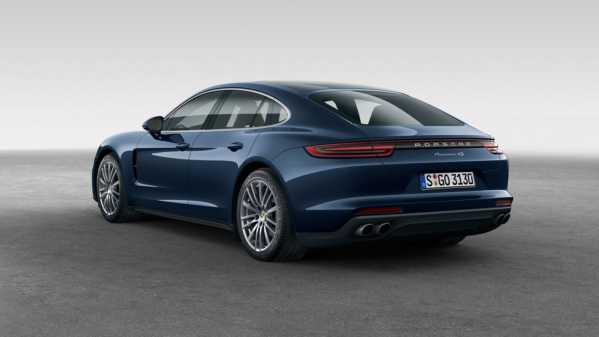Porsche Panamera 4S Diesel © Dr. Ing. h.c. F. Porsche AG