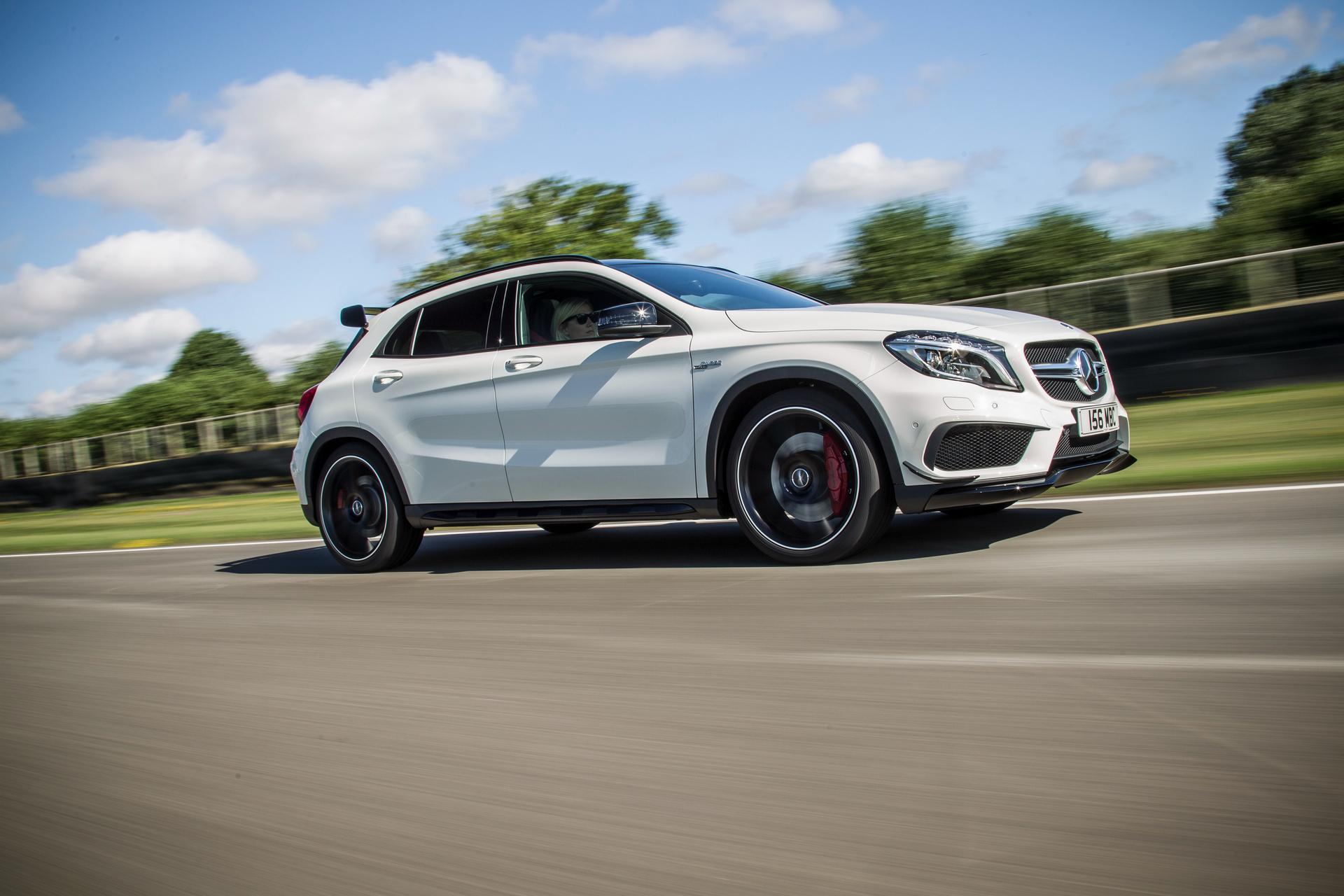 2016 Mercedes-Benz GLA-Class © Daimler AG