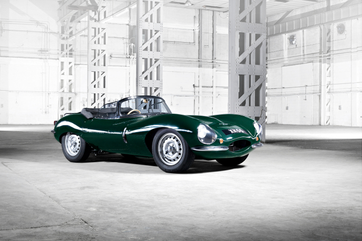 Jaguar Classic Announces XKSS Launch and Lightweight E-Type Race Plans