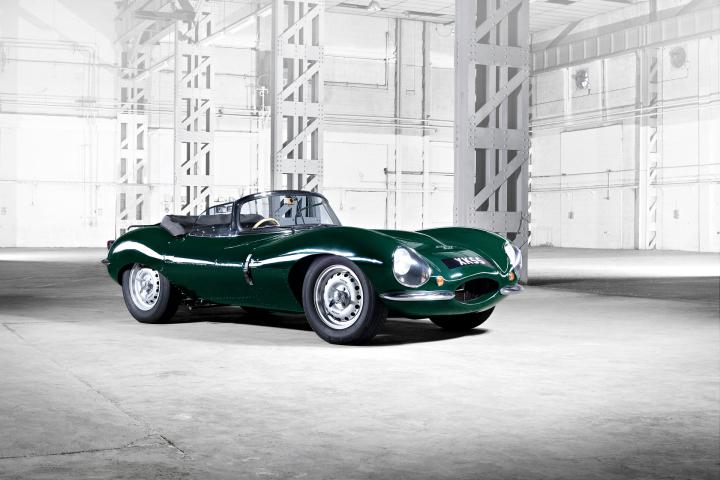 Jaguar Classic Announces XKSS Launch and Lightweight E-Type Race Plans