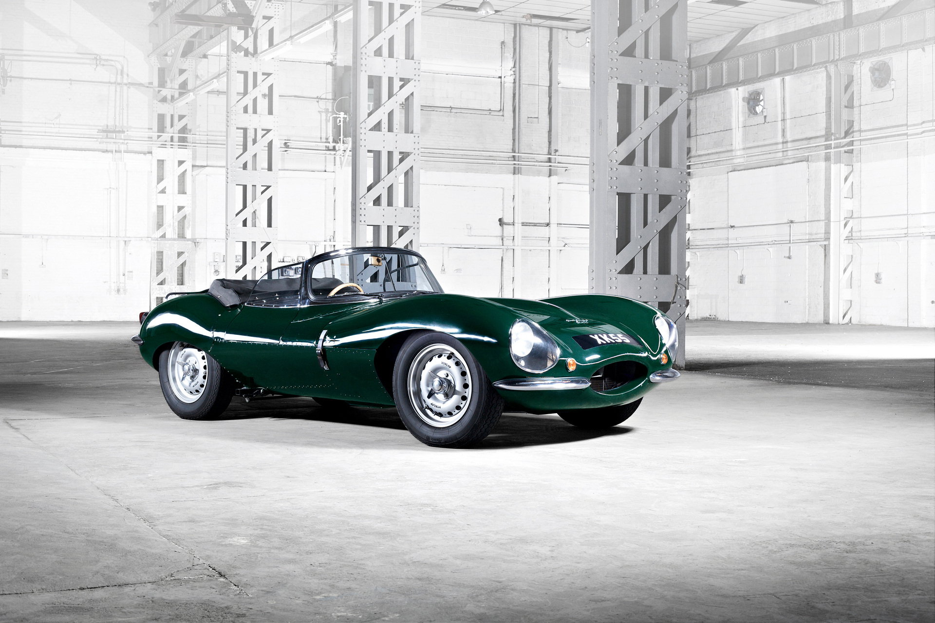 Jaguar Classic Announces XKSS Launch and Lightweight E-Type Race Plans © Tata Group
