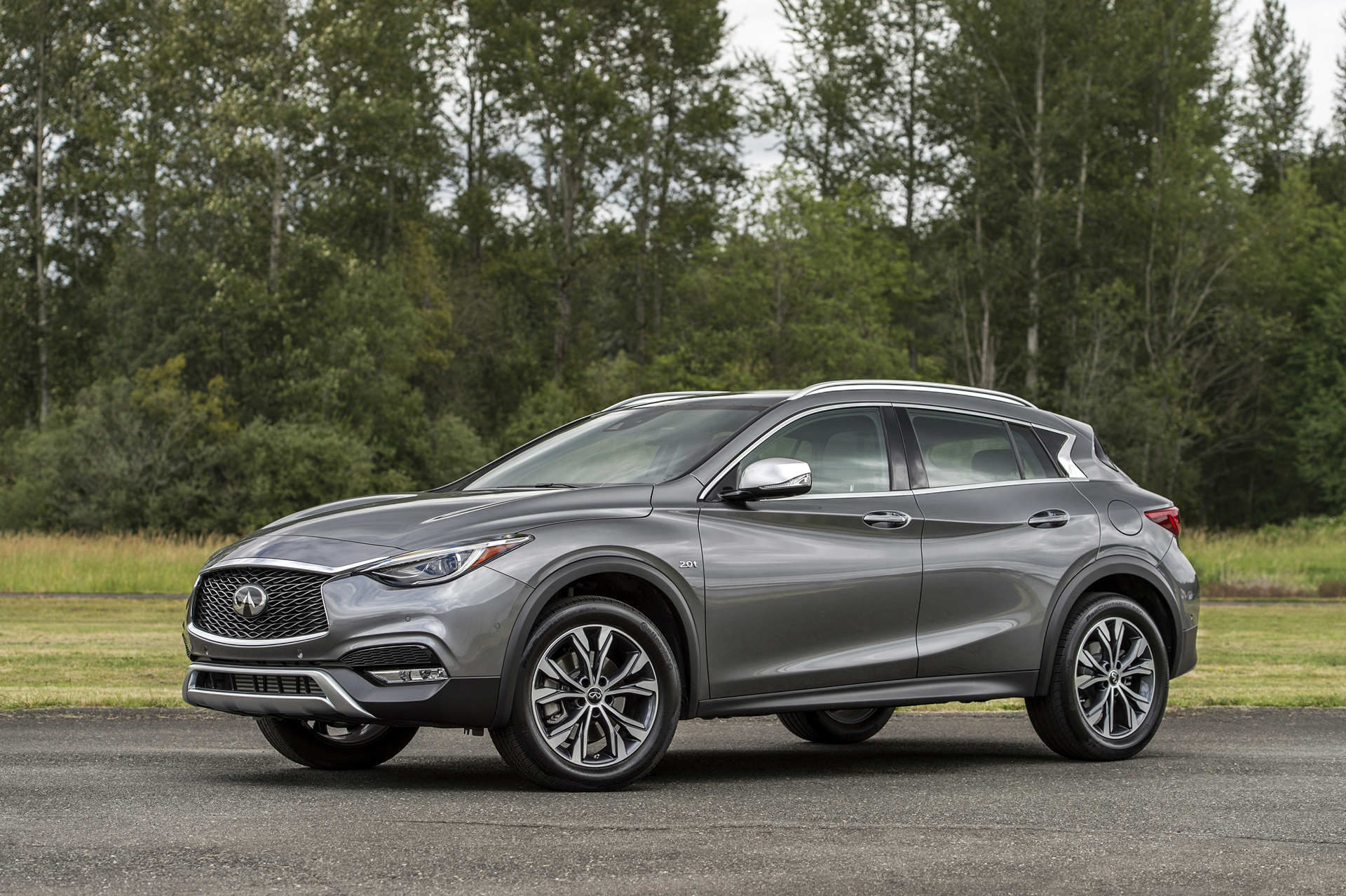 2017 Infiniti QX30 © Nissan Motor Co., Ltd.
