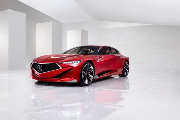 The Acura Precision Concept will make its West Coast debut during Monterey Automotive Week © Honda Motor Co., Ltd.