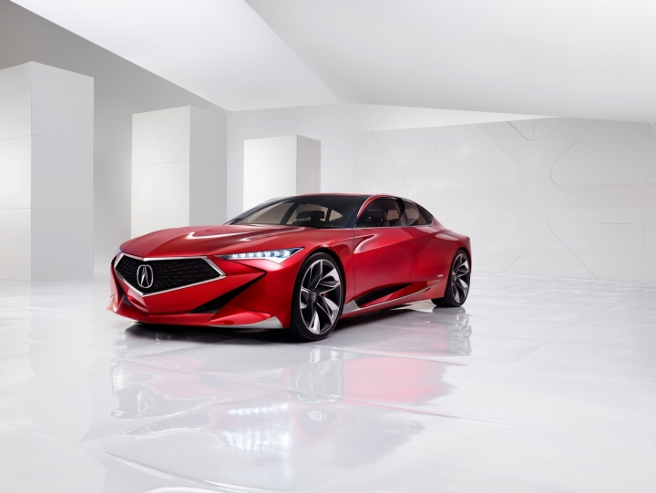 Acura at 2016 Monterey Automotive Week: Celebrating the 30th Anniversary