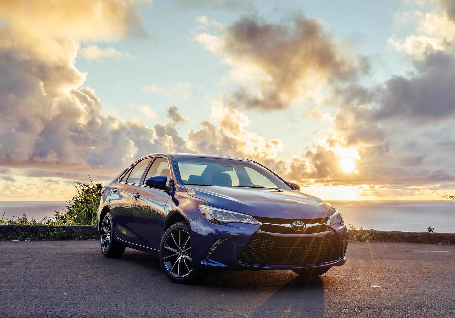 2017 Toyota Camry © Toyota Motor Corporation