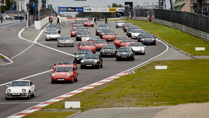 Porsche Classic Celebrates 40 Years of Transaxle Models