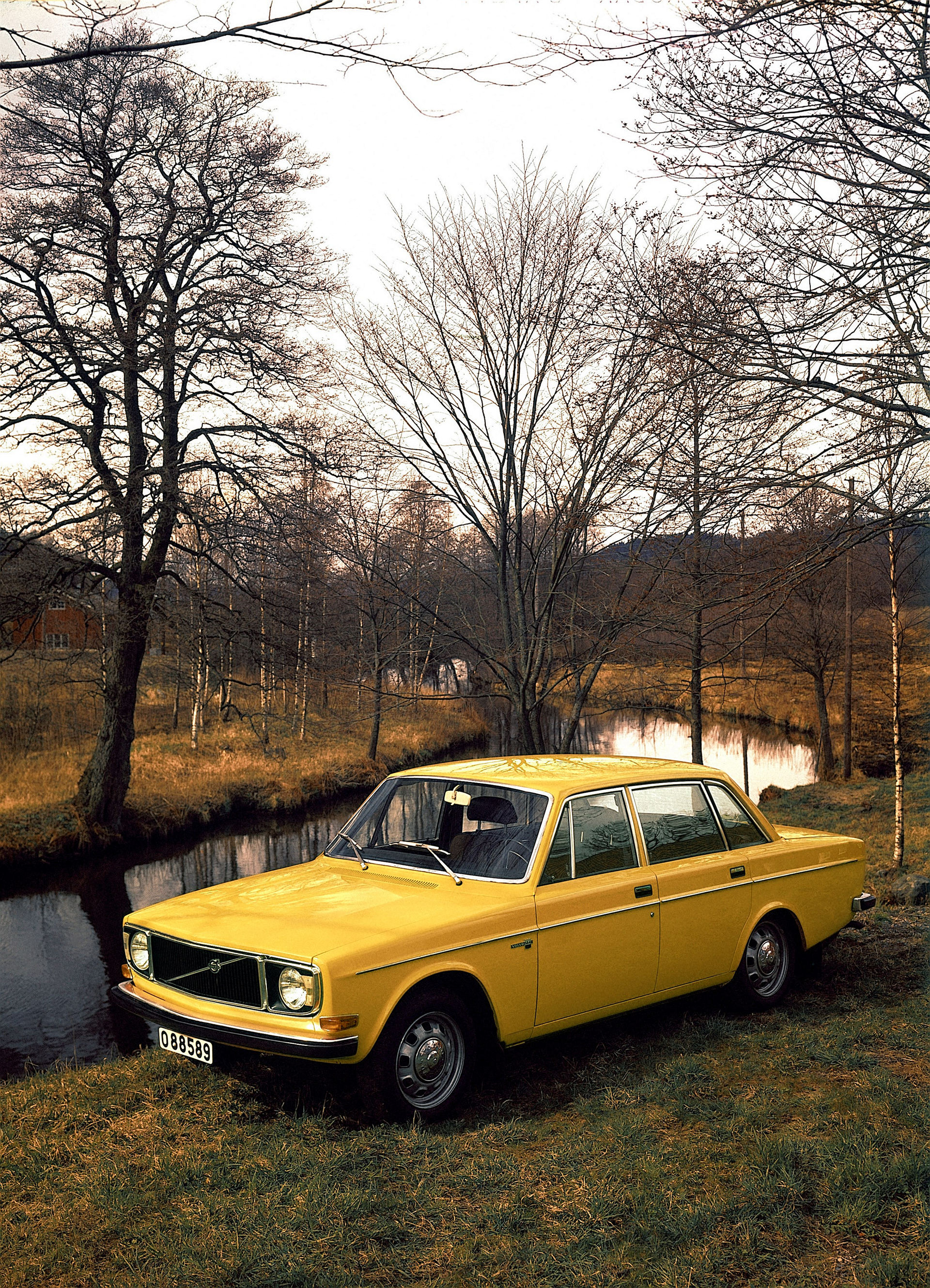 Volvo 144 © Zhejiang Geely Holding Group Co., Ltd