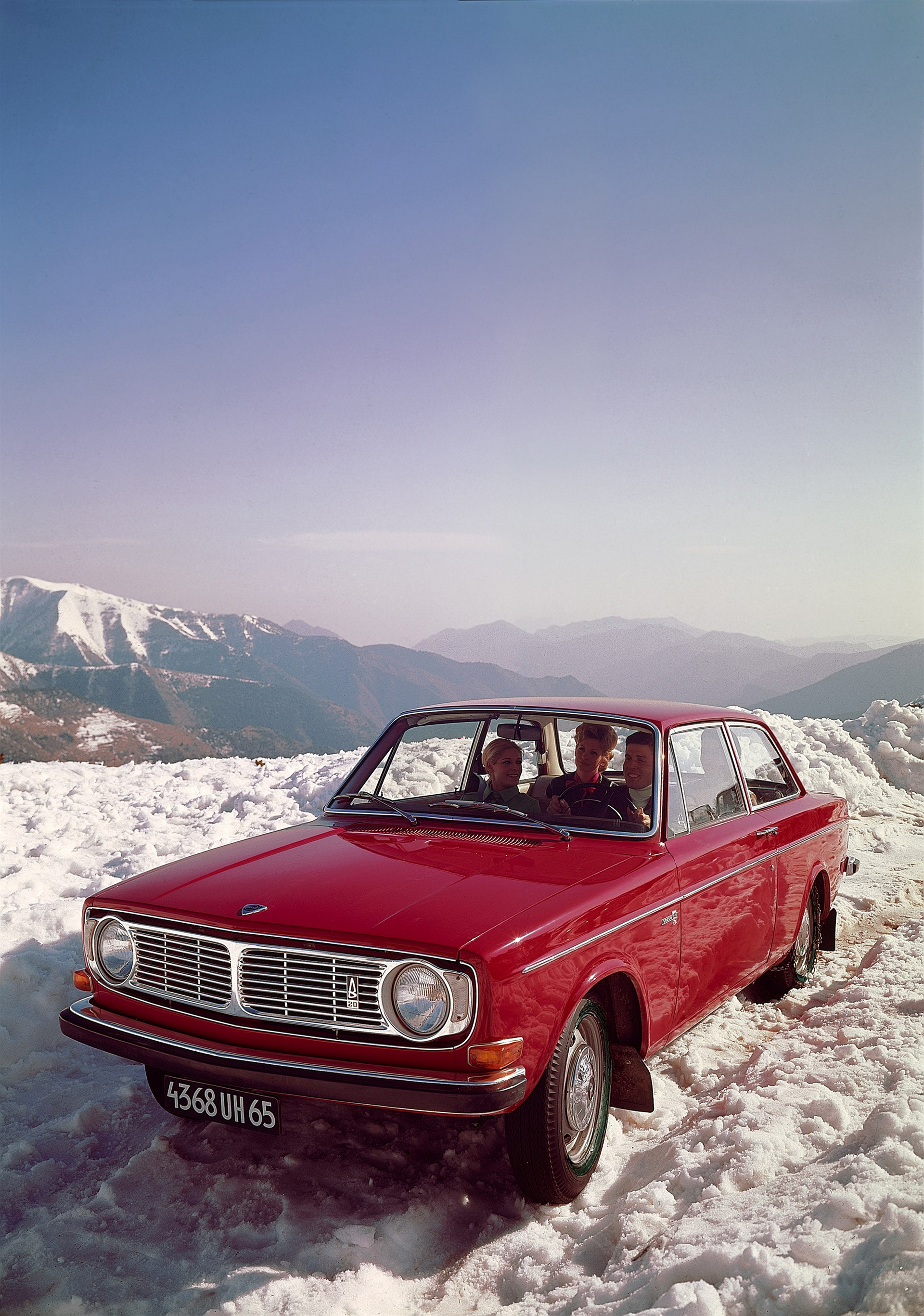 Volvo 142 © Zhejiang Geely Holding Group Co., Ltd