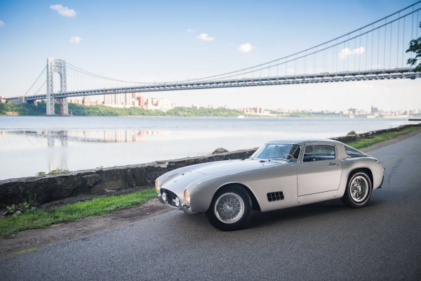 Ferrari at Monterey Car Week © Fiat Chrysler Automobiles N.V.