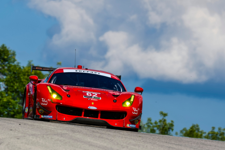 Ferrari Looks for Fourth Victory in Four Years in Virginia