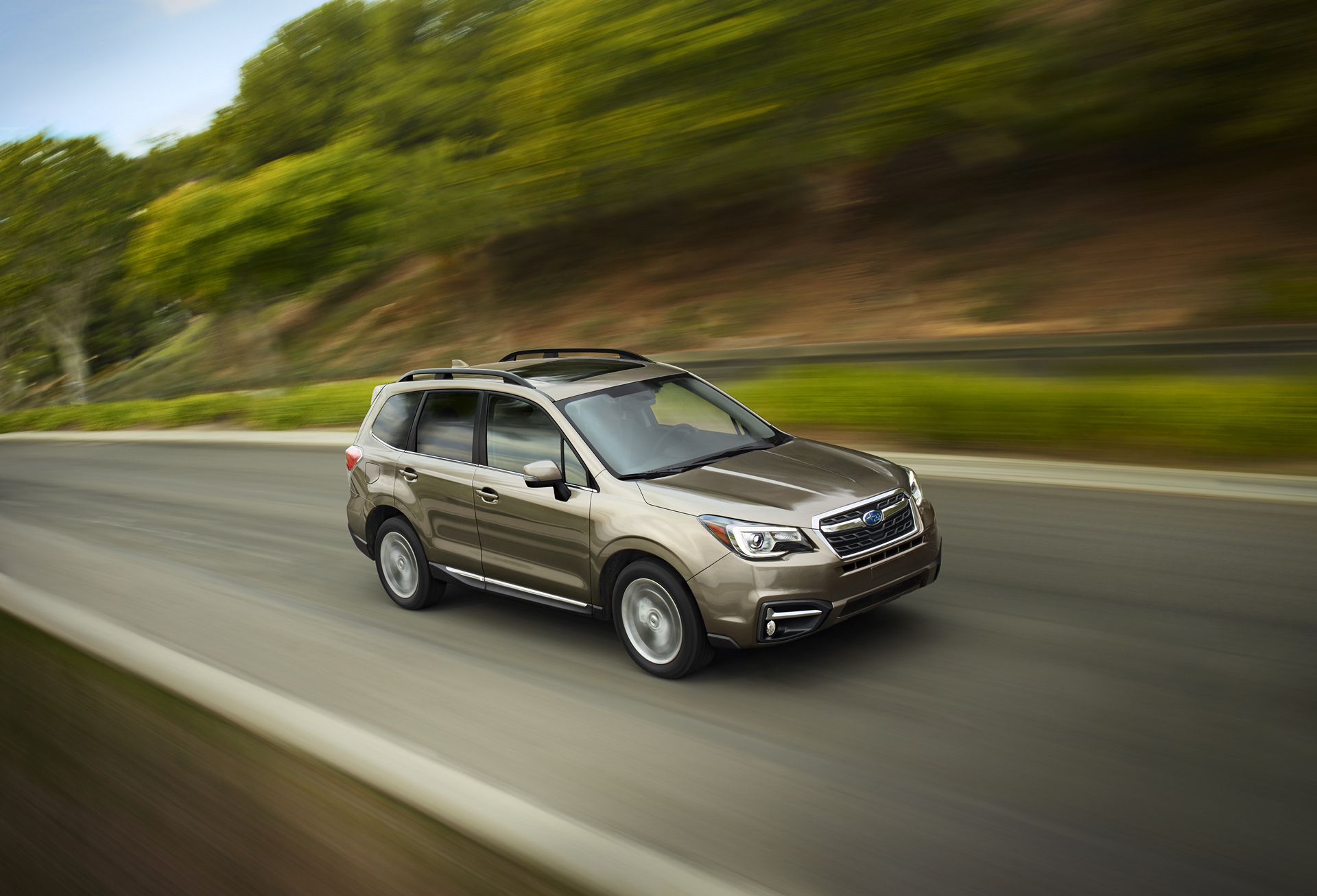 2017 Subaru Forester © Fuji Heavy Industries, Ltd.