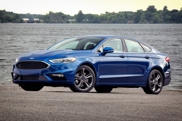 Sport Mode: 7 Ways in Which Ford Fusion V6 Sport Transforms