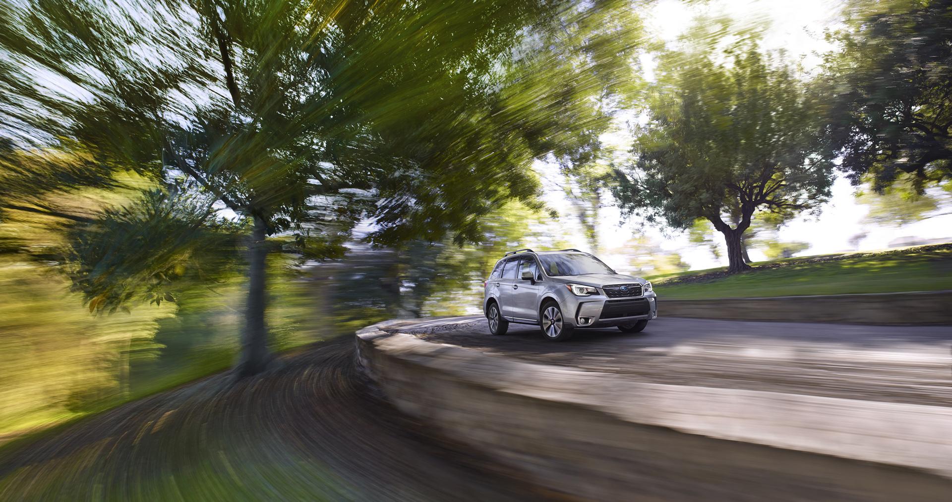 2017 Subaru Forester © Fuji Heavy Industries, Ltd.