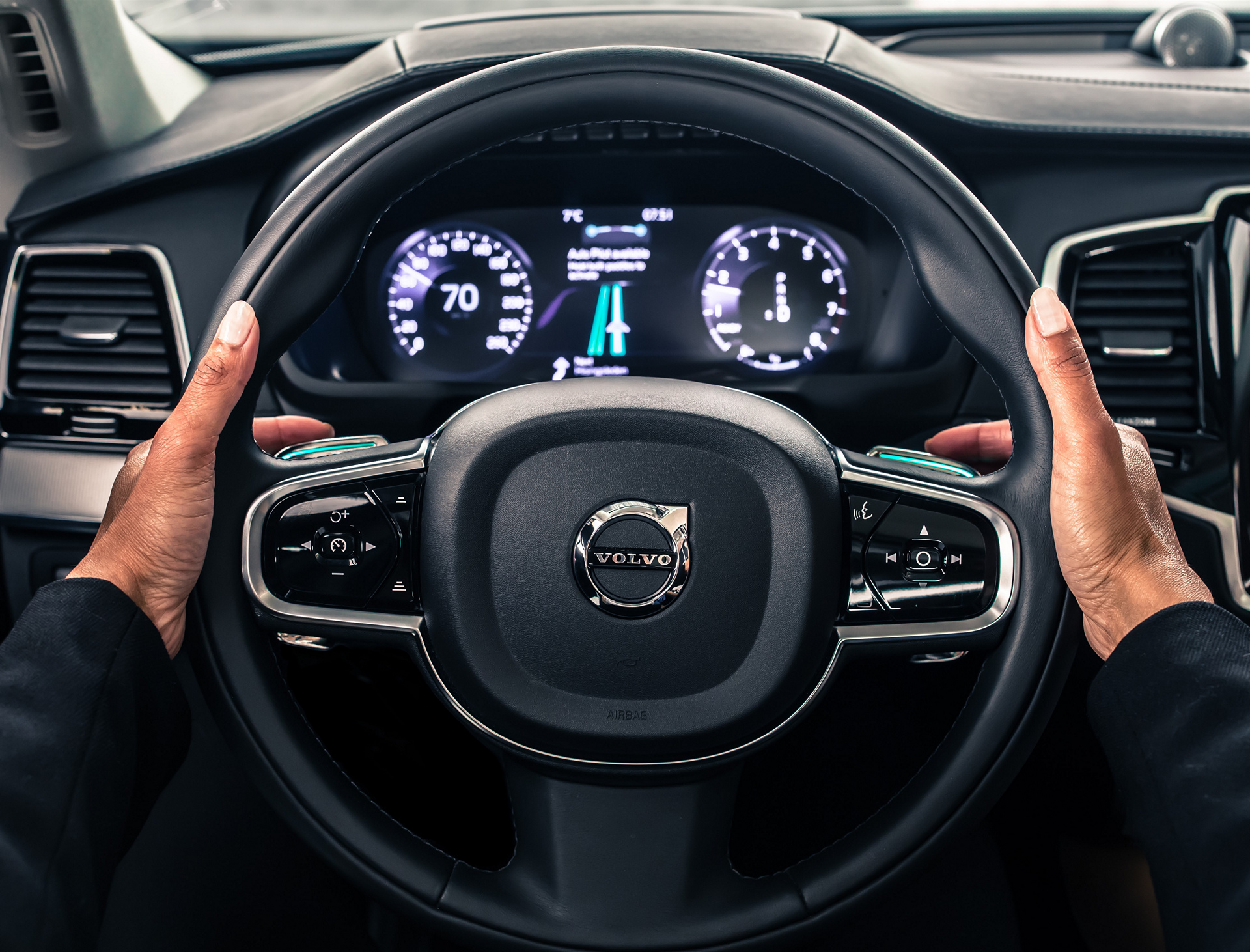 Volvo Cars and Uber join forces to develop autonomous driving cars © Zhejiang Geely Holding Group Co., Ltd