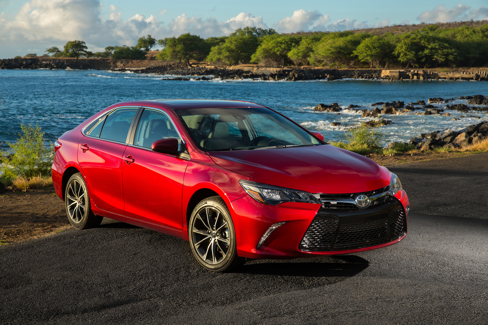 2017 Toyota Camry Review