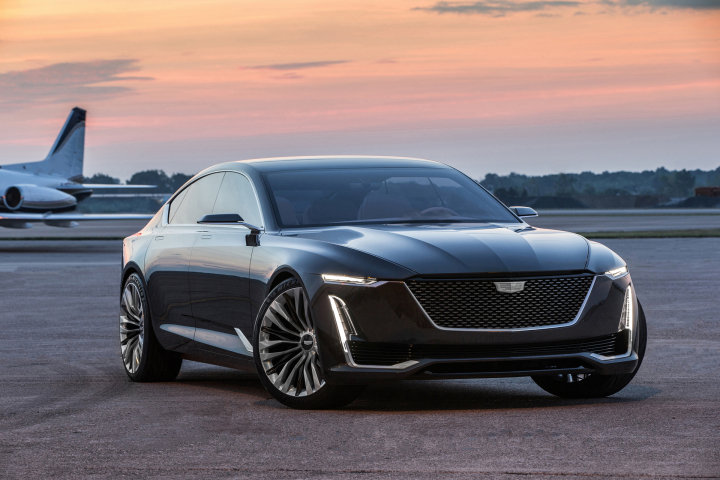 Cadillac Unveils Escala Concept