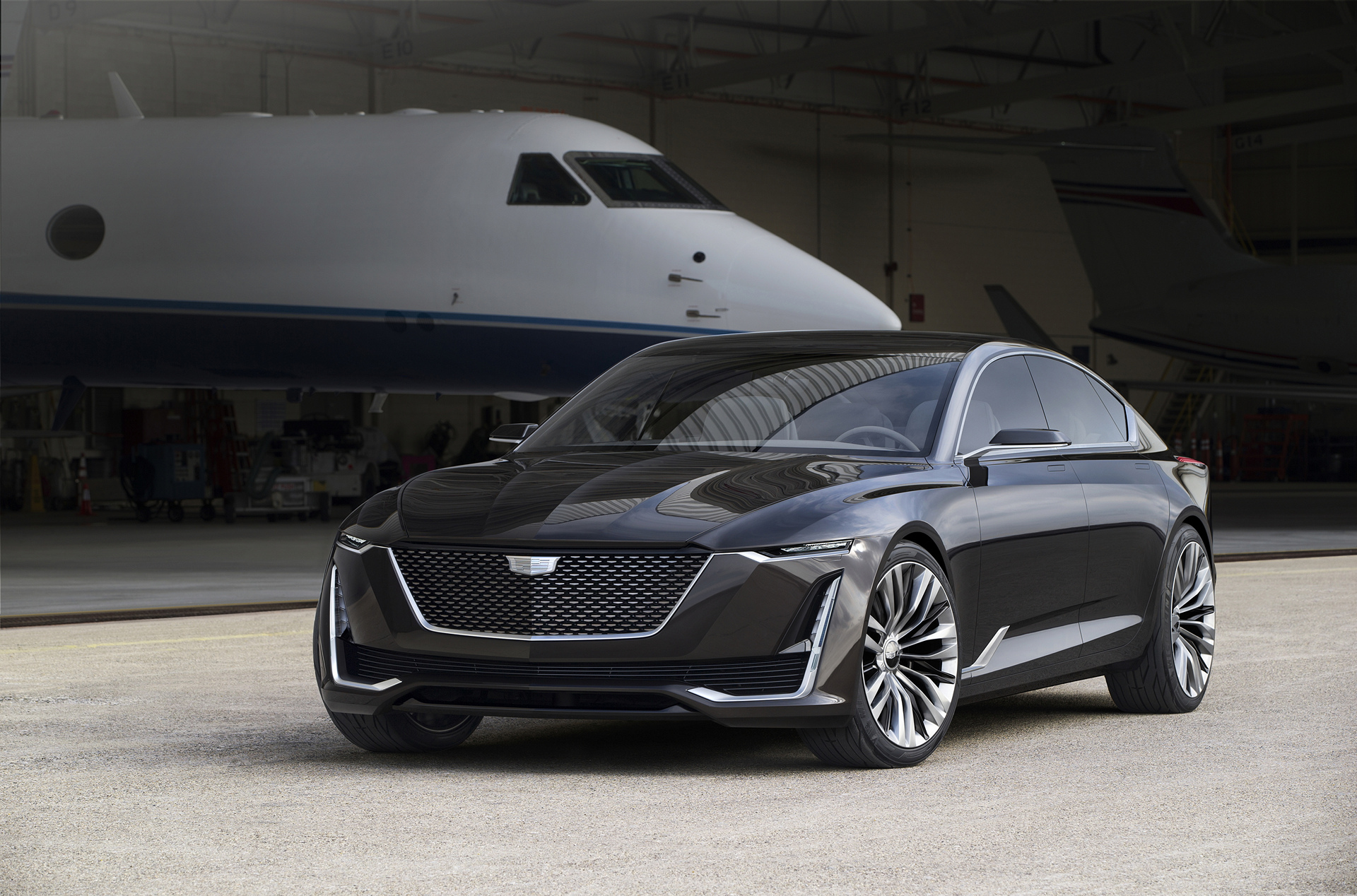 Cadillac Escala Concept © General Motors