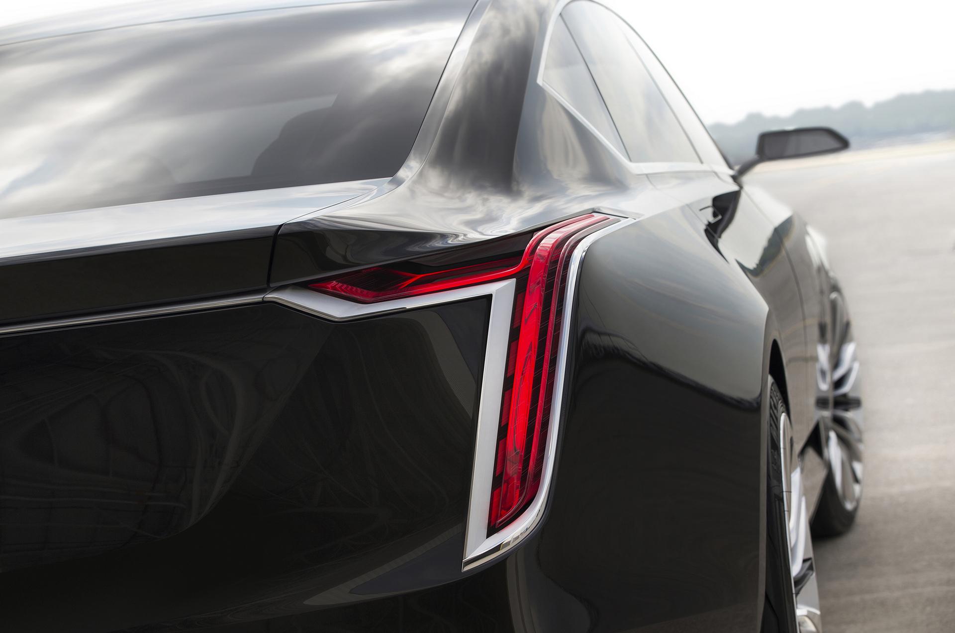 Cadillac Escala Concept © General Motors