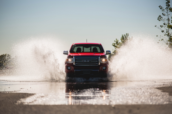 2016 GMC Canyon © General Motors