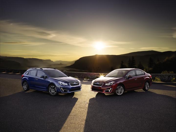 Subaru Impreza Named to Kelley Blue Book 10 Best Back-To-School Cars of 2016
