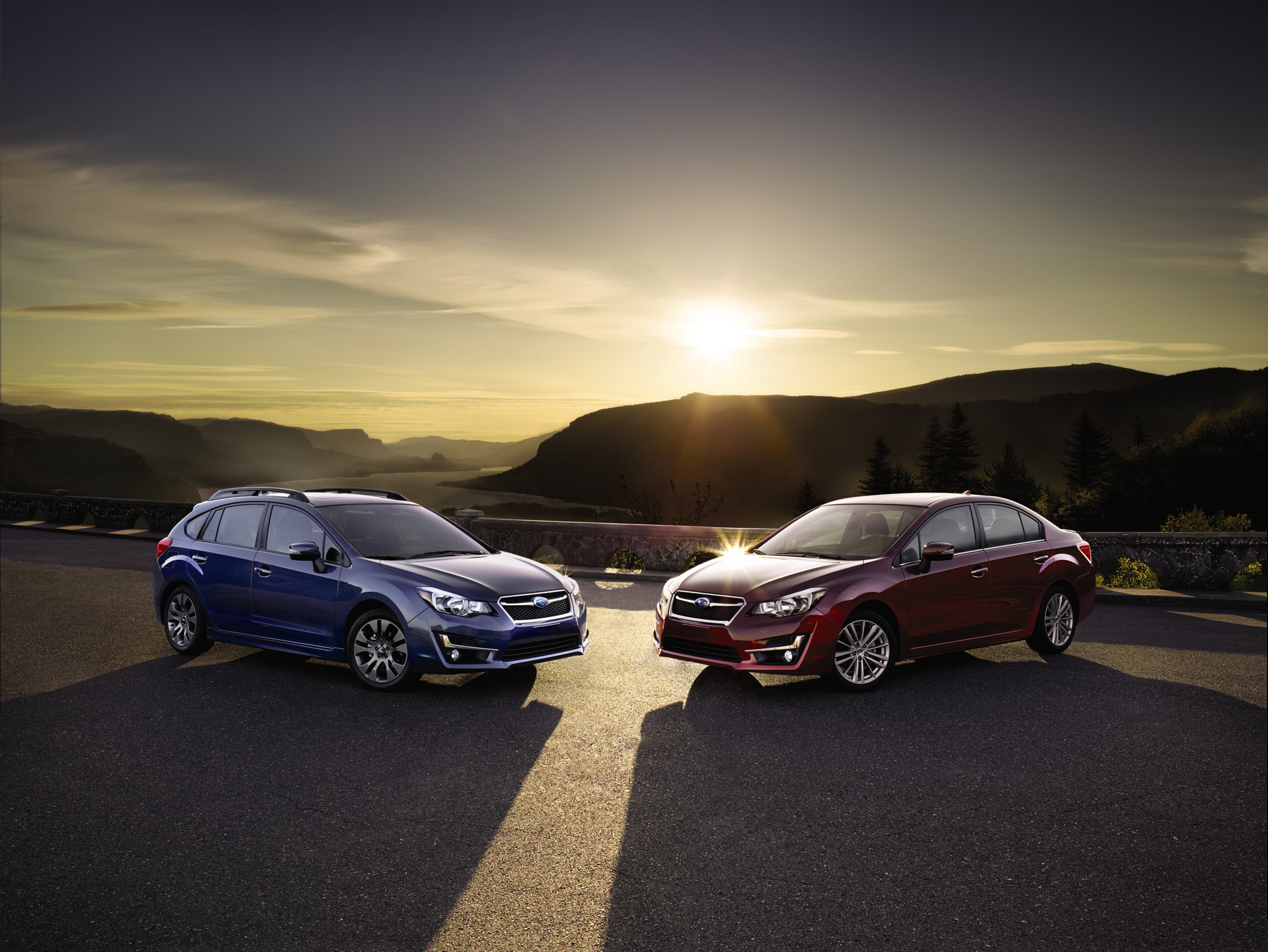 2016 Subaru Impreza © Fuji Heavy Industries, Ltd.