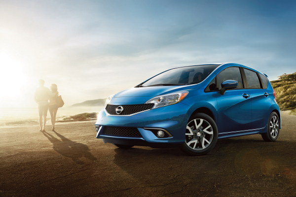 2016 Nissan Versa Note © Nissan Motor Co., Ltd.