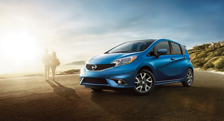 "Nissan Versa Note Named One of ""10 Best Back-to-School Cars of 2016"""